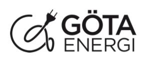 Logo Göta Energi