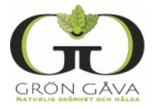 Logo Grön Gåva