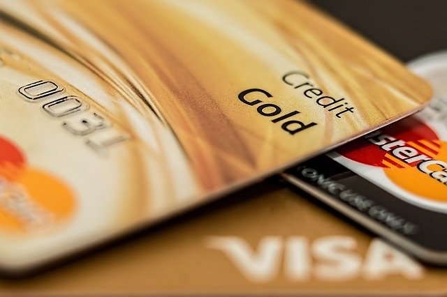 Lyxiga kreditkort