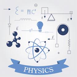Bild på fysikkoncept